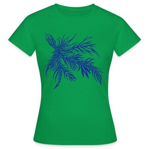 fireleaf 2018 1 - Frauen T-Shirt