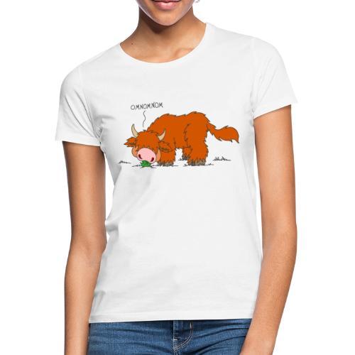 Shortcake - Omnomnom - Frauen T-Shirt