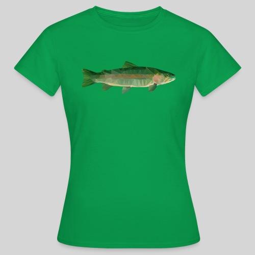 Mystical Trout - Naisten t-paita