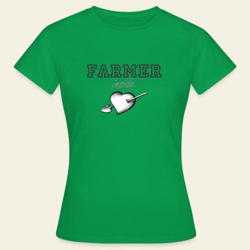 Hearth farmer - Maglietta da donna