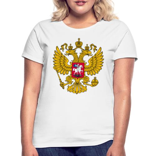 Russland-Wappen / Герб Российской Федерации - Frauen T-Shirt