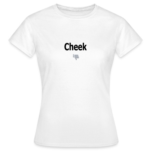 cheek sucks png - Women's T-Shirt