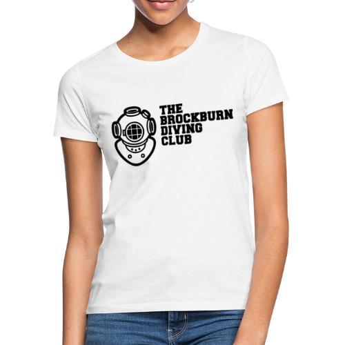 Brockburn Diving Club - Women's T-Shirt