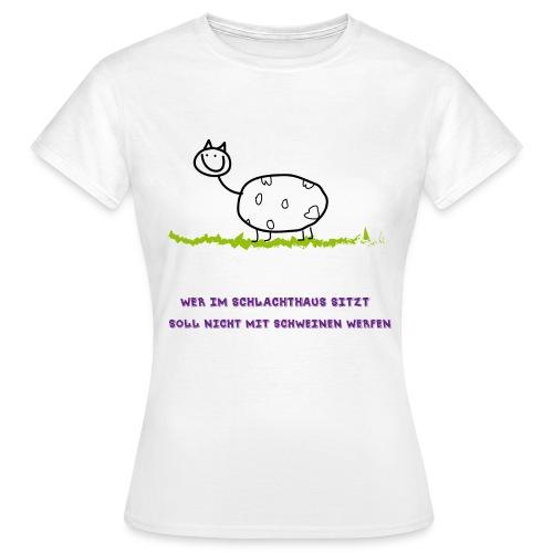 hnnah png - Frauen T-Shirt