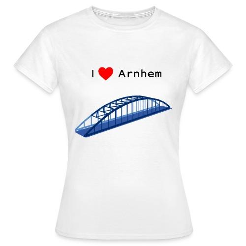 Arnhem, John Frostbrug - Vrouwen T-shirt
