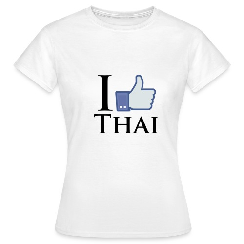 I Like Thai Weiss - Women's T-Shirt