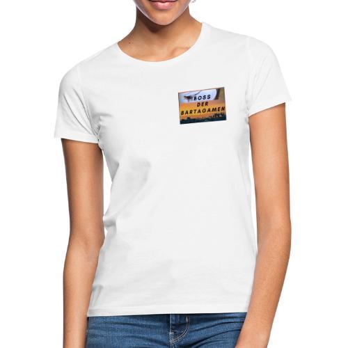 Boss der Bartagamen Brust Design + Accesoires - Frauen T-Shirt