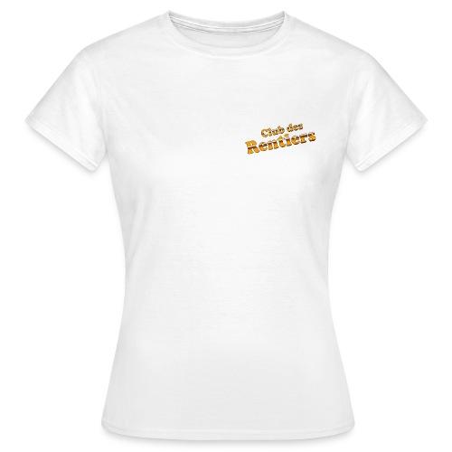logo CDR HD - T-shirt Femme
