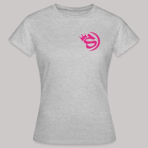 S pink - Frauen T-Shirt