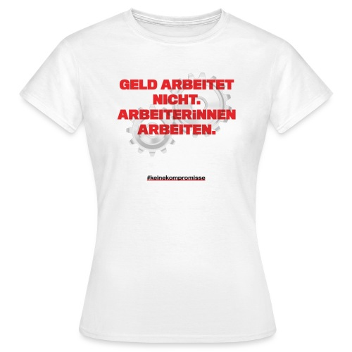 JG Oberösterreich #keineKompromisse - Frauen T-Shirt