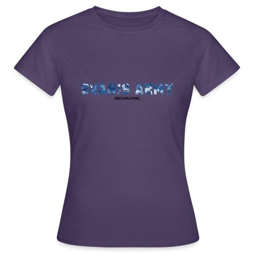 SVANIS ARMY, SWEDISHGAMING - T-shirt dam