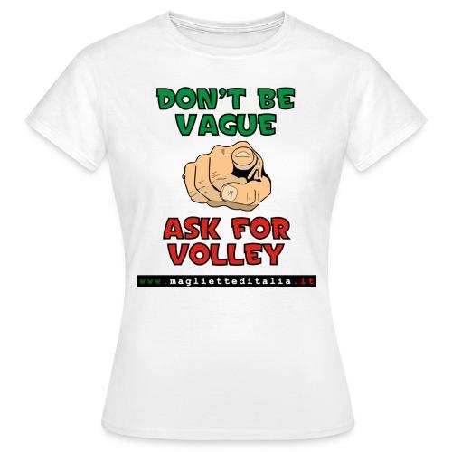 ask - Maglietta da donna