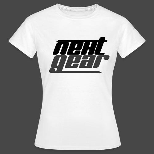 nextgear1 - Frauen T-Shirt