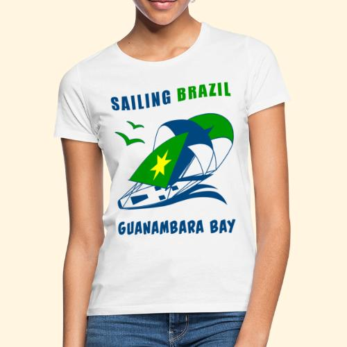 Sailing Brazil - Women's T-Shirt