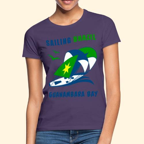 Sailing Brazil - Women's T-Shirt