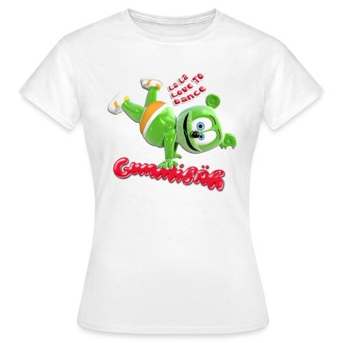 La La Love To Dance - Women's T-Shirt