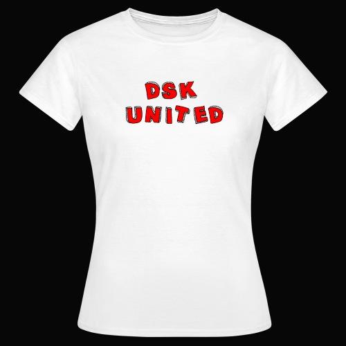 Dsk United - Frauen T-Shirt