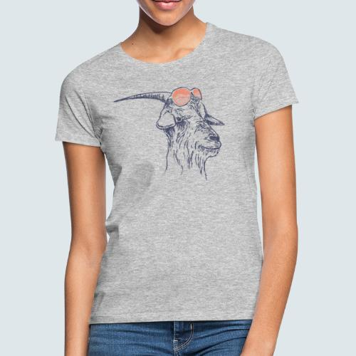 Ziege - Frauen T-Shirt