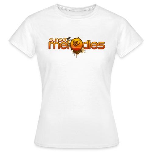 Sunset Melodies - Women's T-Shirt