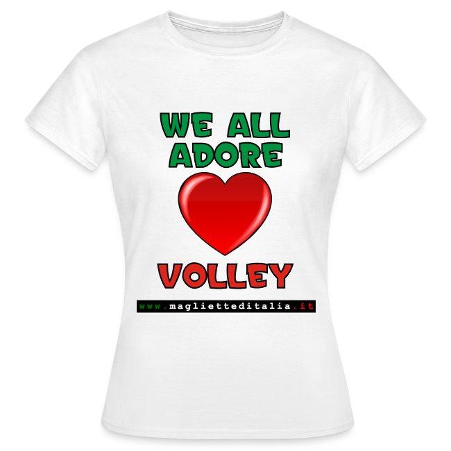 adore volley