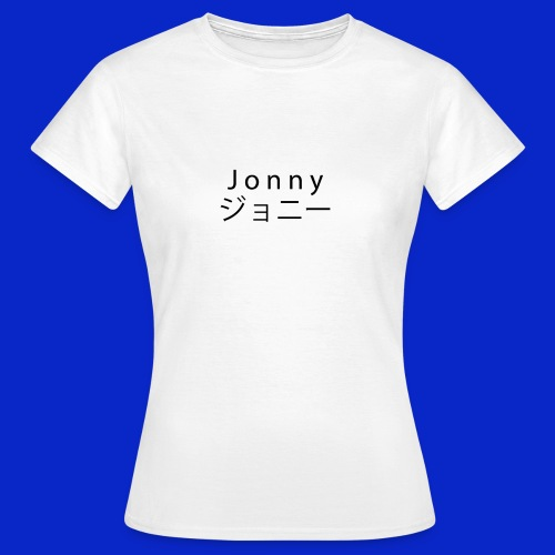 J o n n y (black) - Women's T-Shirt