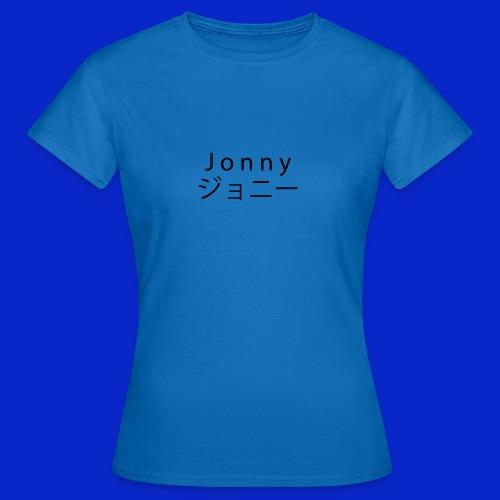 J o n n y (black) - Women's T-Shirt