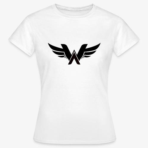 T-Shirt Logo Wellium - T-shirt Femme