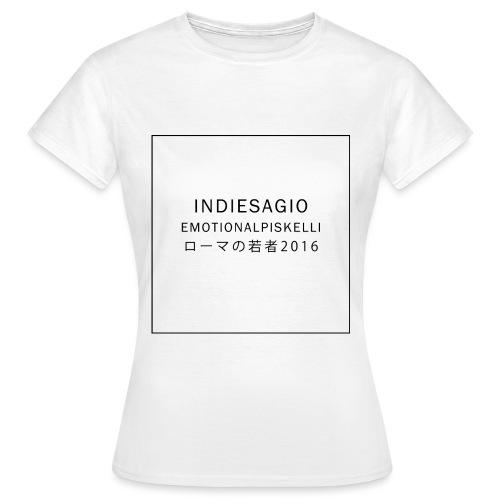 EMOTIONALPISKELLI - Maglietta da donna