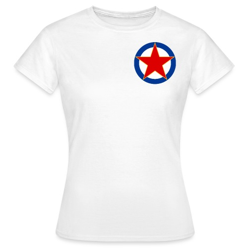JNA Luftwaffe - Frauen T-Shirt