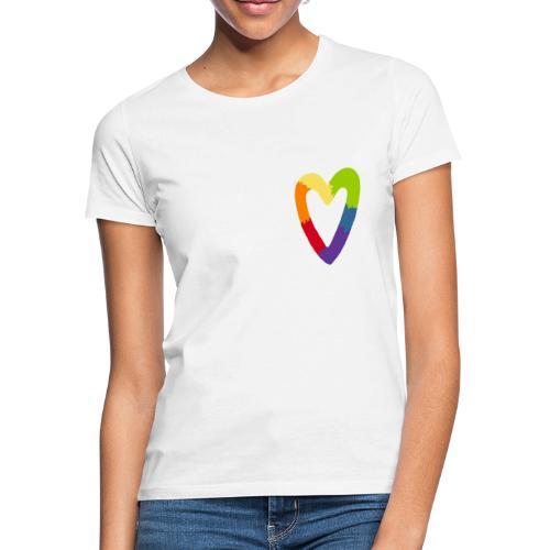 Sydän - Naisten t-paita