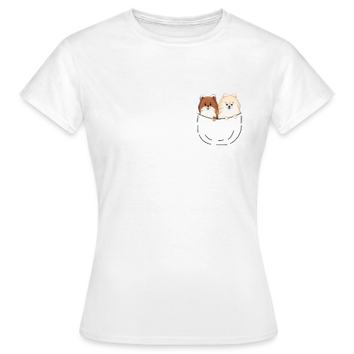 Tiny M&M - Women's T-Shirt