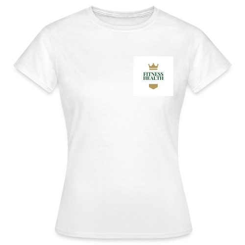 Fitness - T-shirt dam