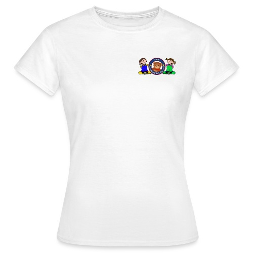 boy girl - Frauen T-Shirt