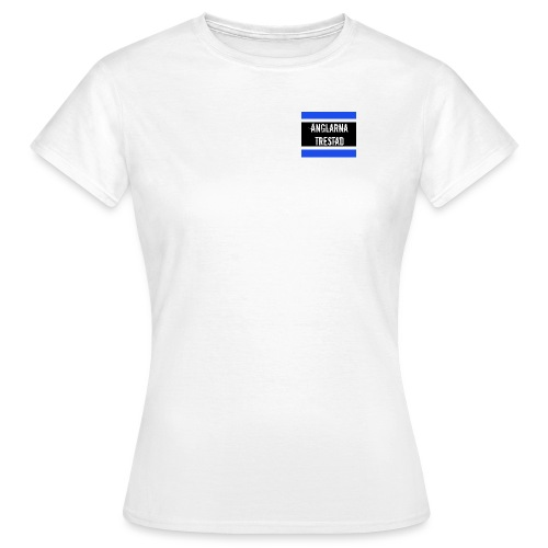 Änglarna small logo - T-shirt dam