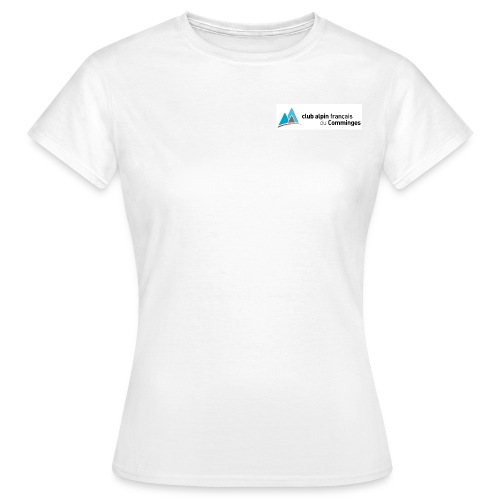 CAF Comminges - T-shirt Femme