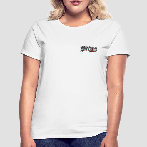 Felix Culpa Designs front & back logo - Women's T-Shirt