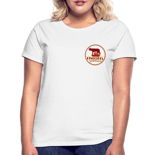 Cinecittà Giallorossa - Maglietta da donna