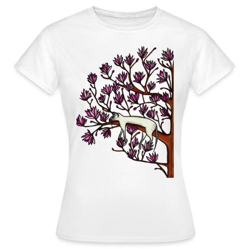 Magnolia - T-shirt dam