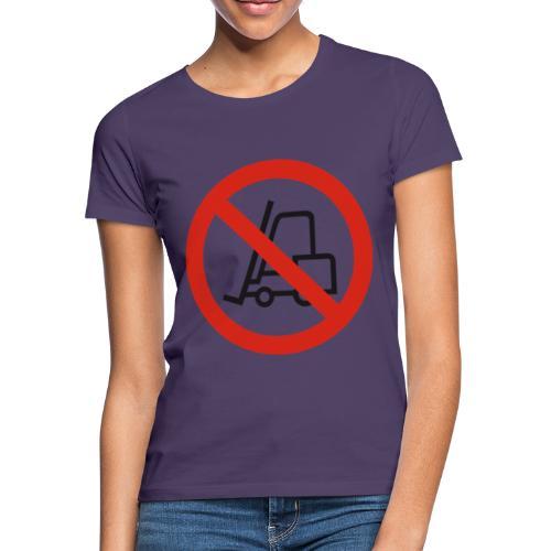 Stapler Crew Stagehand - Frauen T-Shirt