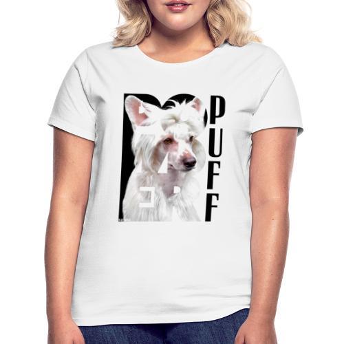 Powderpuff I - Naisten t-paita