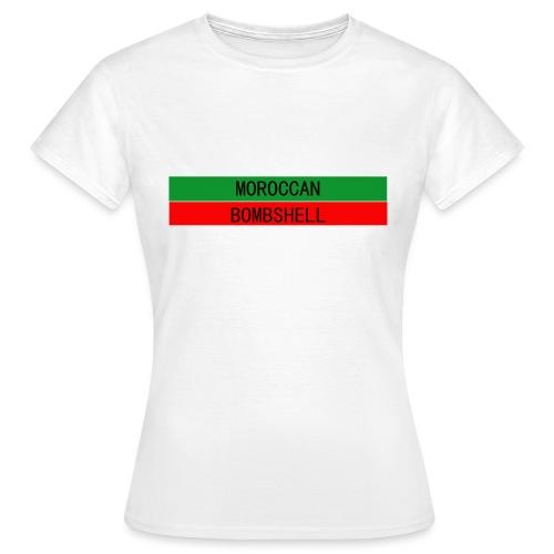 Moroccan Bombshell - Frauen T-Shirt