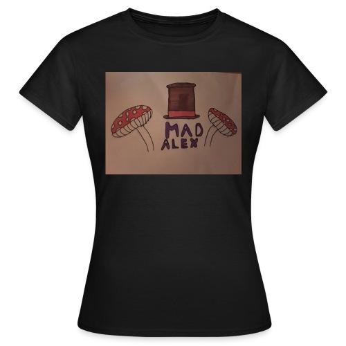 Mad Alex Logo - Women's T-Shirt