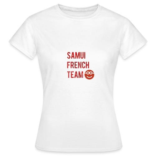 Logopit 1522626789347 - T-shirt Femme