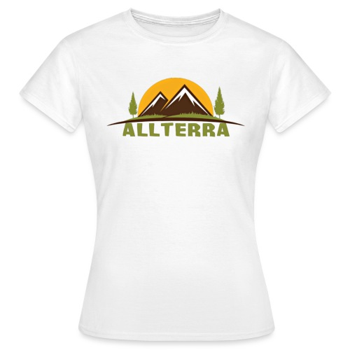 camiseta básica Alterra - Camiseta mujer