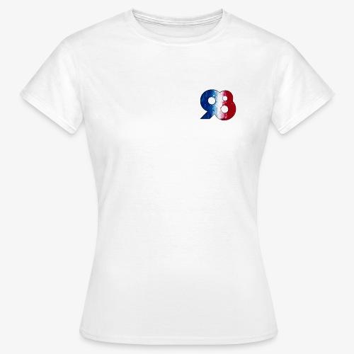 1998 - T-shirt Femme
