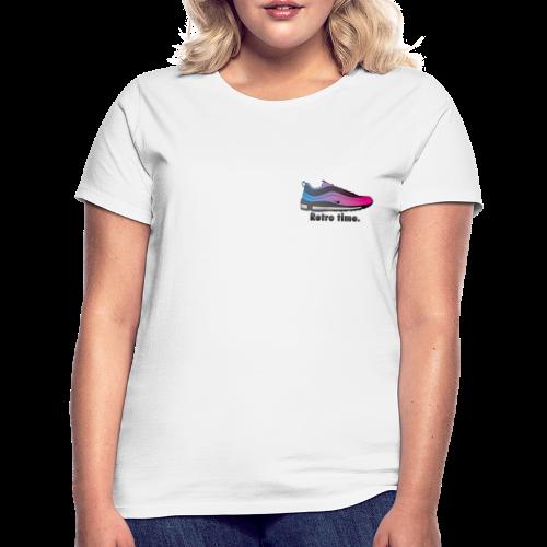 Retro Time. - T-shirt Femme