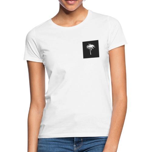 palm black box - T-skjorte for kvinner