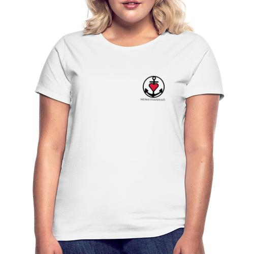 Heimathafen KÖ - Frauen T-Shirt