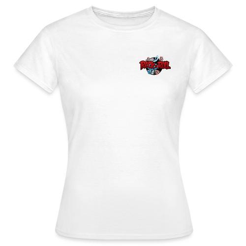 rock n roll - T-shirt Femme