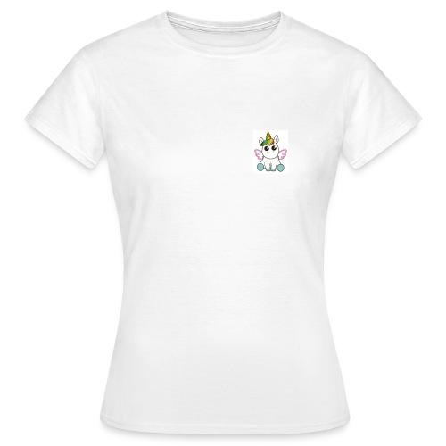 Licorne POWER - T-shirt Femme
